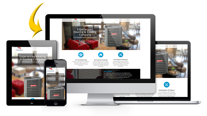 Responsive Website Design and SEO Company
