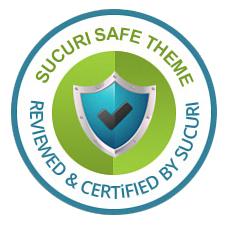 Sucuri Safe WordPress Theme