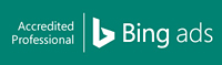 Bing Accredited Professional - Microsoft Accredited Professional
