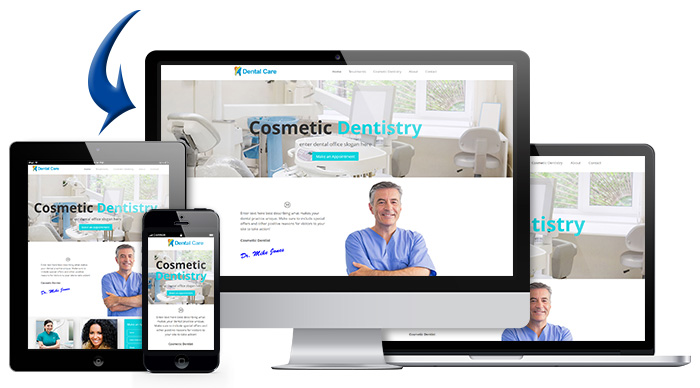 Dental Marketing and Web Designers for Dental practices