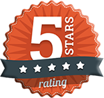5-stars-reviews online - testimonial for Webfox Marketing