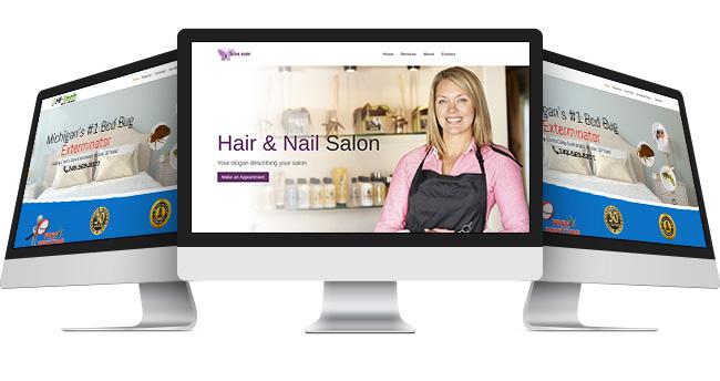 Farmington Michigan Web Designer Offering Local Business Sites