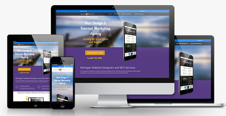 Website Company in Farmington MI