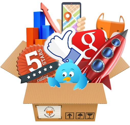 Digital Marketing Services Jackson Michigan Web designers and SE
