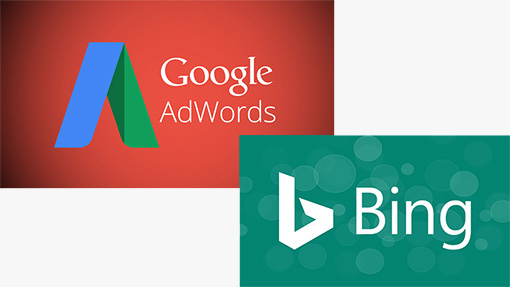 Google Adwords and Bing Ads to increase new prospect leads