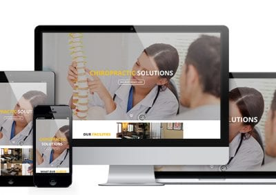 Michigan Chiropractic Marketing and Website designers