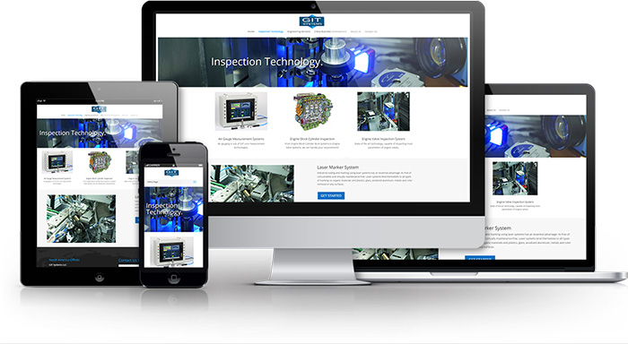 Website Designers for Manufacturers located in Michigan
