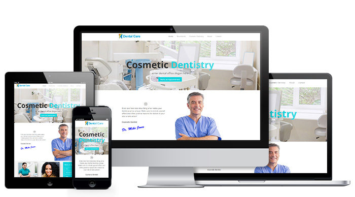 Dental Web Designer and SEO Company