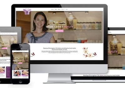 Salon Marketing and Salon Web Designers in Michigan