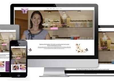 Salon Marketing and Salon Web Designers in Michigan