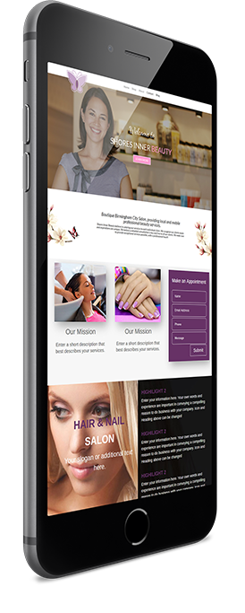 Salon Marketing and Web Designers for Salons and Spas in Michigan