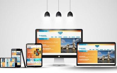 A Website That Responds   Web Design Tips