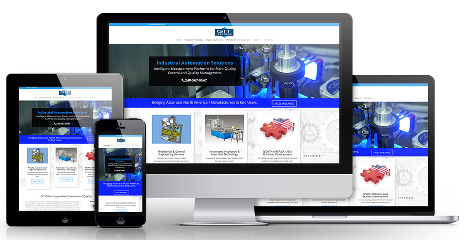 Search engine marketing for industrial-companies in-michigan