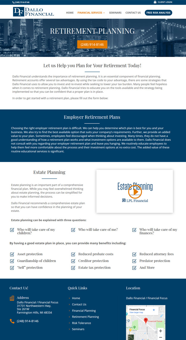 websites-for-financial-advisors