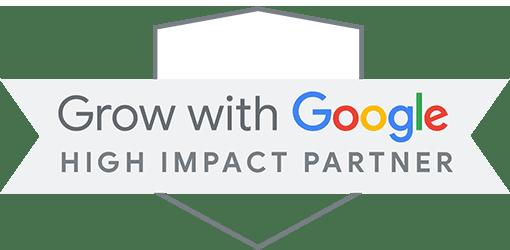 Grow with Google Reward Badge